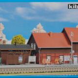 Gara Linden, Kibri HO 9378, Scara HO(1:87) - Macheta Feroviara Alta, Accesorii