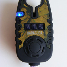 Avertizori Baracuda Digitali TLI 21 - Avertizor pescuit Baracuda, Electronice