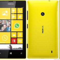 Telefon mobil Nokia Lumia 520, Galben, Vodafone - NOKIA LUMIA 520 GALBEN YELLOW