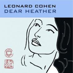 Leonard Cohen - Dear Heather ( 1 CD ) - Muzica Folk