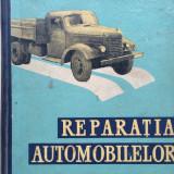 REPARATIA AUTOMOBILELOR - V. A. Sadricev - Carti Transporturi