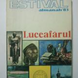 ALMANAH - LUCEAFARUL ESTIVAL 1983 ( 1439 )