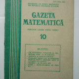 GAZETA DE MATEMATICA - LOT ANUL 1979 NUMERELELE 10 + 11 + 12 - Culegere Matematica