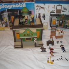 Playmobil 3786 - Wild West - Cowboy si indieni - Cladirea sheriff-ului