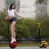 Scooter electric pe 2 roti cu autoechilibru tip mini segway scuter