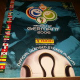 Germany 2006-album Panini-aprox. 300 stikere