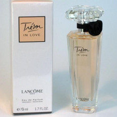 Lancome Tresor In Love, Made in France, TRASPORT GRATUIT - Parfum femei Lancome