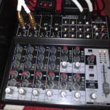 Mixer behringer xenyx 1202 de vanzare - Mixer audio