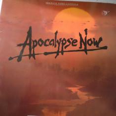 VINIL APOCALYPSE NOW FRANCIS FORD COPPOLA - Muzica Ambientala Altele