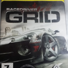 GRID RACEDRIVER PS3 - Consola PlayStation