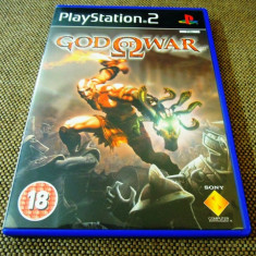 Jocuri PS2 Sony, Actiune, 18+, Single player - Joc God of War, PS2, original, PAL, 39.99 lei