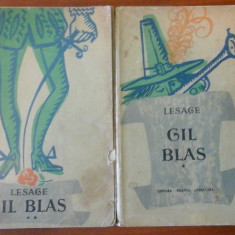 Lesage - Gil Blas (2 vol.)
