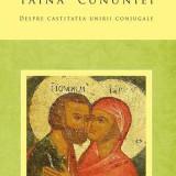 Arh. Lazăr Puhallo - TAINA OMULUI ŞI TAINA TAINA CUNUNIEI. DESPRE CASTITATEA UNIRII CONJUGALE - 24376 - Carti ortodoxe