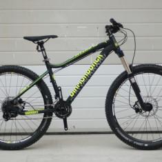 Mountain Bike Diamondback, 17 inch, 27.5 inch, Numar viteze: 20, Aluminiu, Negru mat - Diamondback Myers 1.0. MTB american de top.