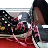 Adidasi dama Converse, Textil - Converse model deosebit marimea 36