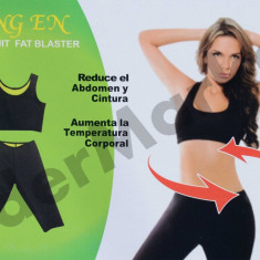 Echipament Fitness - Bustiera cu pantaloni fitness
