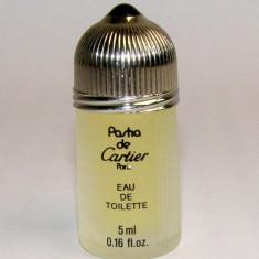 Mini Parfum Pasha by Cartier (5ml) - Parfum femeie