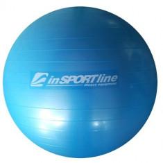 Minge Fitness inSPORTline 75 cm cu pompa si brosura pentru exercitii -