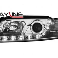 Faruri tuning - Faruri DAYLINE AUDI A4 8E 01-04 chrom