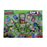 Set Trash Wheels UFT ZS608- 13 piese - Jocuri Board games