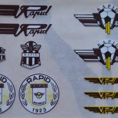 ABTIBILDURI VECHI RAPID DE COLECTIE - ANII '70