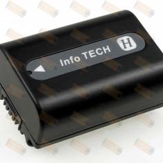 Acumulator compatibil Sony Cybershot DSC-HX100V 750mAh - Baterie Aparat foto