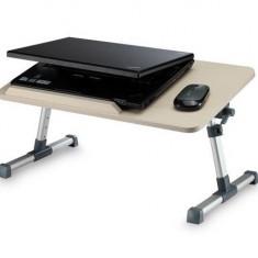 Masa Laptop - Masuta laptop cu ventilator multifunctionala GEER
