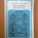 Istorie - N2 Descrierea Moldovei - Dimitrie Cantemir