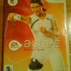 Jocuri WII Ea Sports, Sporturi, 3+, Multiplayer - JOC WII EA SPORTS ACTIVE PERSONAL TRAINER ORIGINAL PAL / by DARK WADDER