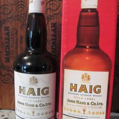 R A R E - whisky haig, blended scotch whisky, gold label-, cl.70 gr40