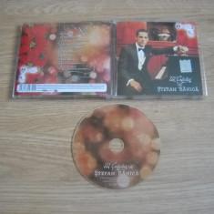 STEFAN BANICA JR.: Un Craciun Cu Stefan Banica (2009)(CD orig.) - Muzica Religioasa