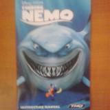 Manual - Finding Nemo - PS2  ( GameLand )
