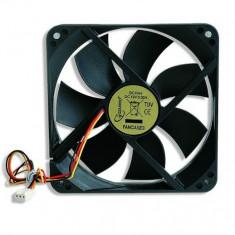 VENTILATOR CARCASA 120MM GEMBIRD, FANCASE3 - Cooler PC