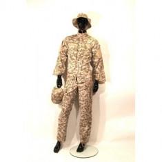 Uniforma militara - Costum camuflaj 4 piese Desert Digital - M [Swiss Arms]