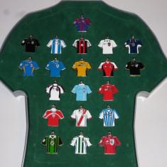 Colectie 20 de brelocuri fotbal - echipe din Primera Division SPANIA