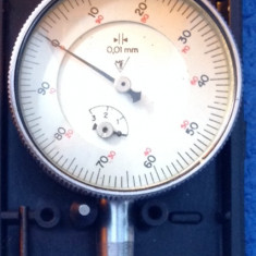 Ceas comparator 0, 01 mm