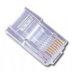 MUFE RJ45 MP-8P8C 6U - Adaptor interfata PC Gembird