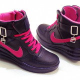 GHETE NIKE FORCE ONE SNEACKERS