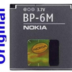 Baterie telefon - Acumulator Nokia BP-6M Li-Ion pentru telefon Nokia 9300, 9300i, 3250, 6110N, 6151, 6233, 6234, 6280, 6288, N73, N77, N81, N93