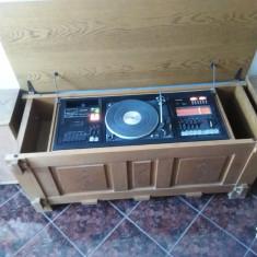 Colectii - Combina muzicala VINTAGE marca UNIVERSUM anii 70 80, functionala