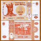 bancnota europa, An: 2009 - SV * Moldova 10 LEI 2009 UNC