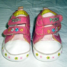 Adidasi copii, Fete, Textil - Adidasi fetite foarte frumosi Disney Baby marimea 18