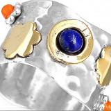 Inel argint 925 India, 46 - 56