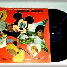 Disc vinil - musical movies electrecord - Muzica soundtrack