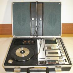 Casetofon - Sistem audio SANYO G-2615N-2 VINTAGE