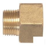 Termice - Niplu - mufa din bronz 3/8 - 1/2 inch