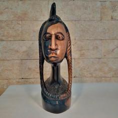 Statueta Hand-Made Lemn Eben(Abanos)