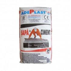 Ciment - Sapa aditivata Top 2 - 30 kg
