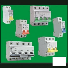 Tablou electric - Siguranta automata modulara 10kA 125A/3P/C