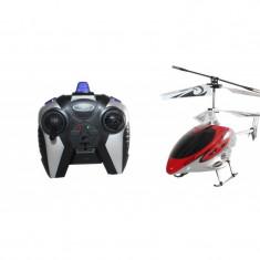 Elicopter de jucarie - ELICOPTER cu Telecomanda R/C Metal. Gyro. 35 cm, Acumulator 220 mAh, 10 m. V-MAX